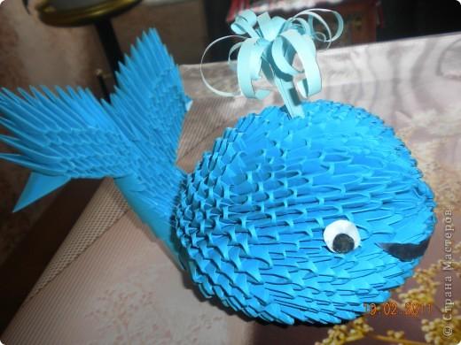 Моя чудесная рыбка:))