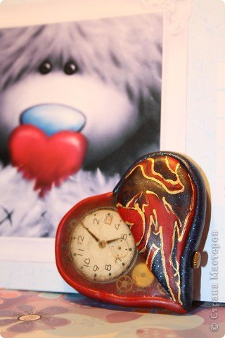 Механические сердца фото 1