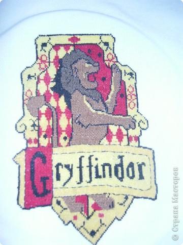 Эмблема для костюма Гарри Поттер фото 2