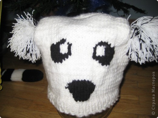 коровка-коврик и шапка-панда и другое... фото 2