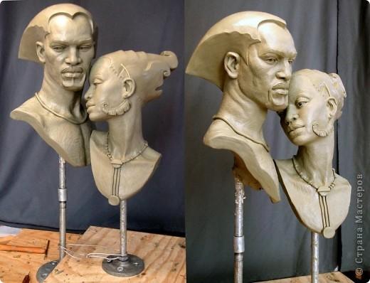 Недавно, шарясь в инете, я наткнулась на скульптуры Марка Ньюмана (Mark Newman), от которых я просто не могла оторвать глаз. Стала искать информацию и ,конечно, захотелось поделиться с кем-то такой красотой. Может быть кому-то в Стране покажется интересными работы этого художника. Немного информации о самом скульпторе: Марк Ньюман родился в Окланде, США, в июне 1962-го года. Художник профессионально занимается скульптурой уже более 19 лет.  А повлияли на его творчество такие мастера как Жан Лорензо Бернини, Микеланджело, Альфонсе Муча и многие другие. Весьма и весьма благотворно повлияли, ведь теперь у Марка есть собственная студия, гордо носящая имя художника: Mark Newman Sculpture Inc. Работая над скульптурами, Марк Ньюман всегда старается выкладываться по полной, и от этого он получает огромное удовольствие. Марк надеется, что таким образом он вдохновит и других художников, и обычных зрителей, созерцающих его работы. Начинающим художникам он советует: побольше практиковаться, побольше рисовать, наблюдать за окружающим миром и исследовать его формы, ведь все, чему надо учиться – все это вокруг нас. Приятного всем просмотра и вдохновения!  фото 8