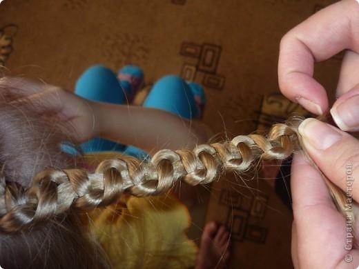Наша прическа из косичек ))) фото 25