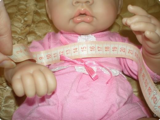 Платье для куклы. Очень просто. фото 3