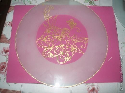 Просто посчастливилось найти тарелки за 2 еврика большие фото 3