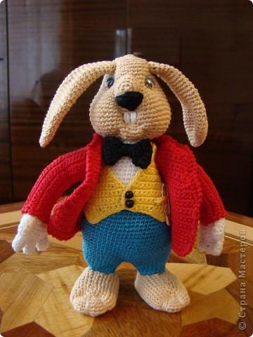 Кролик Роджер фото 1