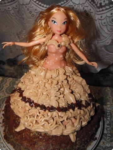 тортик для доченьки!
