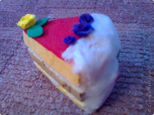 тортик фото 2