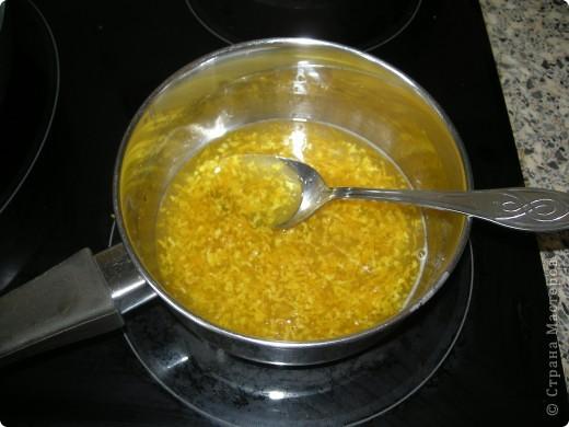 Рецепт нашла в интернете. Долго не решалась сделать, с желатином я не очень дружу. Обычно делала в духовке. Но все получилось.  фото 4