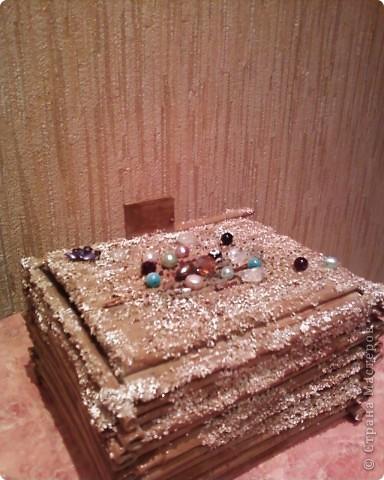 Мои первые работы по плетению корзинок. фото 5