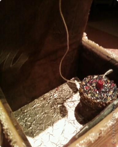 Мои первые работы по плетению корзинок. фото 7