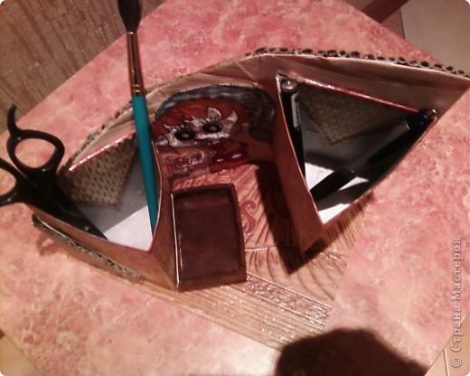 Мои первые работы по плетению корзинок. фото 11