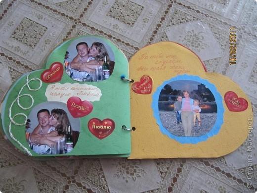 """Долго и судорожно придумывала, чтобы такое подарить мужу. Он находится в командировке, а тут столько важных праздников (день влюбленных, 23 февраля, день свадьбы), а он далеко, но что-то приятное хочется ему послать с весточкой. И как всегда заглянула на сайт и увидела работу """"schatten"""" спасибо ей огромное. Решила пойти по ее пути фото 7"""