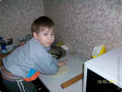 ПИРОГИ С КАПУСТОЙ фото 4