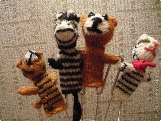 Эти игрушки мы используем в классном кукольном театре. фото 2