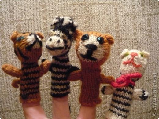 Эти игрушки мы используем в классном кукольном театре. фото 1