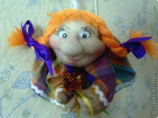 Куклы- попики, или пожелание удачи фото 6