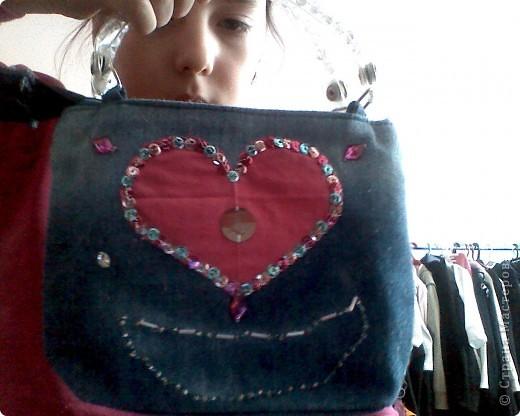 Вот и сумочка готова! фото 1