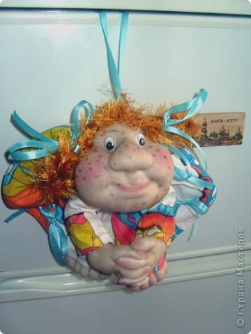 Куклы- попики, или пожелание удачи фото 5
