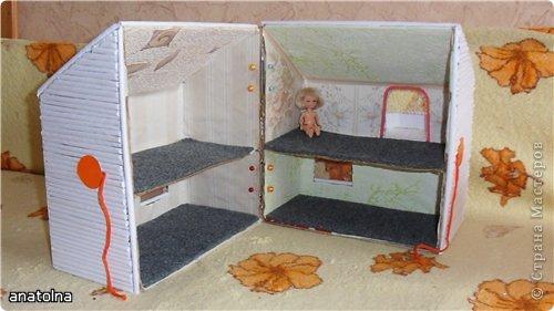 "Домик-""чемодан"" с балконом фото 3"