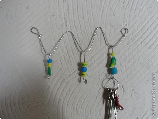 крючки для ключей фото 1