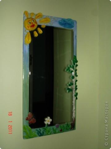 Готовый результат на стене в садике! фото 1