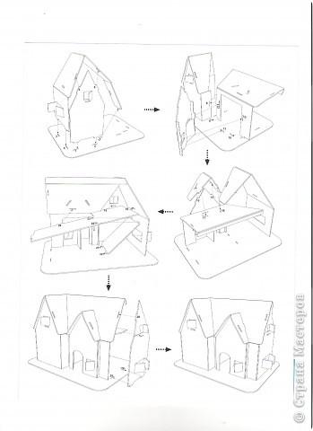 домик с наружи (собраный) фото 19