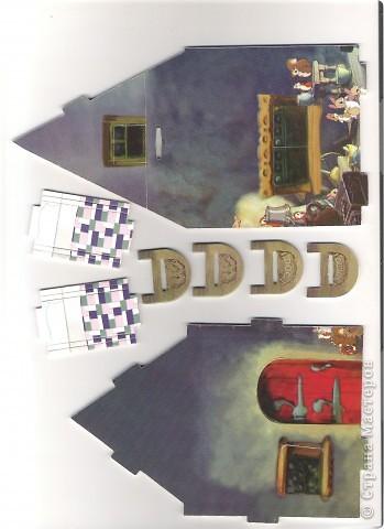 домик с наружи (собраный) фото 7