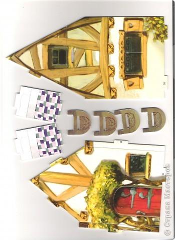 домик с наружи (собраный) фото 8