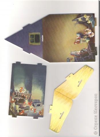 домик с наружи (собраный) фото 9
