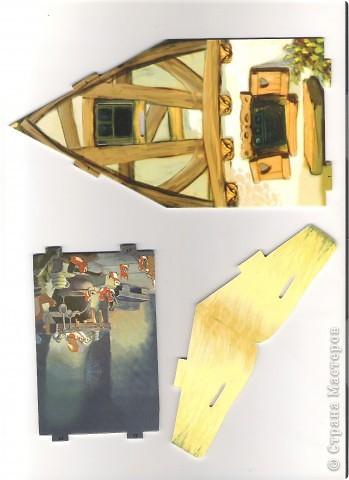 домик с наружи (собраный) фото 10