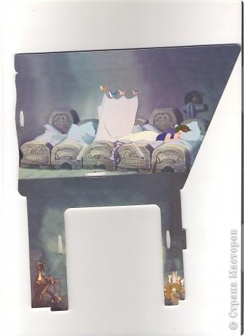 домик с наружи (собраный) фото 11
