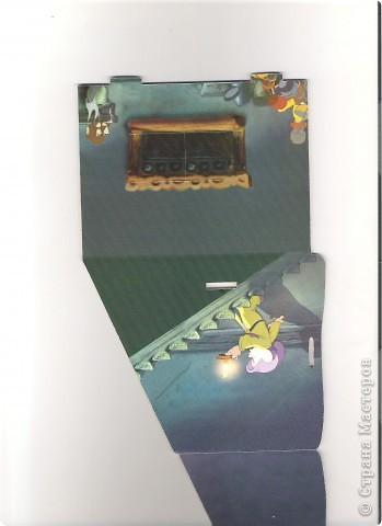 домик с наружи (собраный) фото 15