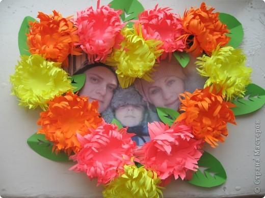 в цветочном сердце мои любимые...
