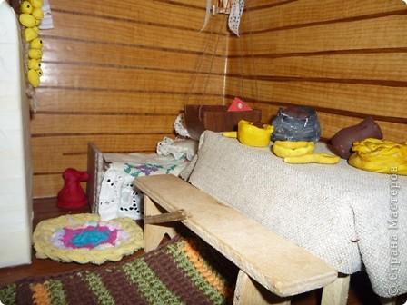 Для ознакомления детей с историей родного края появилась идея создания домика. Многое увидела в стране мастеров. Если что не понятно спрашивайте отвечу всем. фото 7