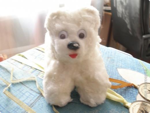 медвеженок Лютик фото 1