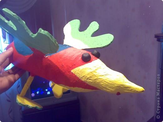 Моя собственная птичка счастья! фото 2