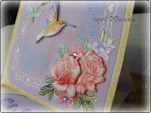 Наконец-то есть время выложить работы,которые уже давно сделаны!Вот здесь http://scraphouse.ru/ideas/postcards/men-cards.html вдохновлялась))). фото 7