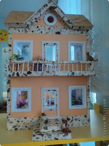 Двух этажный домик. фото 1
