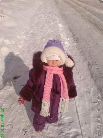 куртка и штанишки доче,мех натуральный фото 1