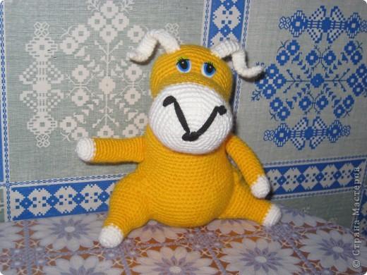 Вот такую скорпионшу связала я не День рождение Лёле своей.Автор игрушки yuliya-kinsfater ,правда оформила чуть по своему.. размер от мордочки до кончика хвоста 27 см. фото 4