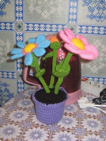 Мамочке в День Рождения получились разноцветные ромашки. Толкование сделала Oxana Devi.Спасибо ей большое!!! фото 1