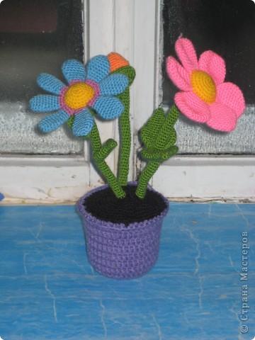 Мамочке в День Рождения получились разноцветные ромашки. Толкование сделала Oxana Devi.Спасибо ей большое!!! фото 3