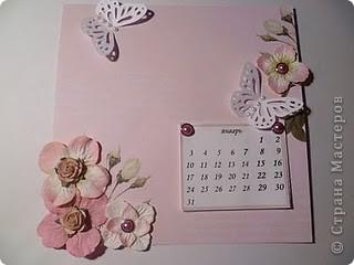 Календарик фото 1