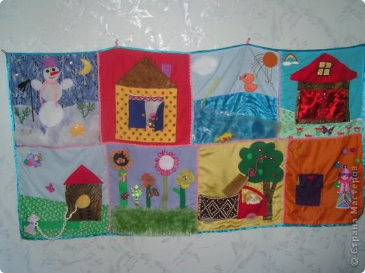 Развивающий коврик для детей от 1,5 лет