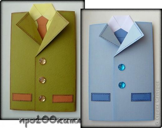 Наконец-то есть время выложить работы,которые уже давно сделаны!Вот здесь http://scraphouse.ru/ideas/postcards/men-cards.html вдохновлялась))). фото 1