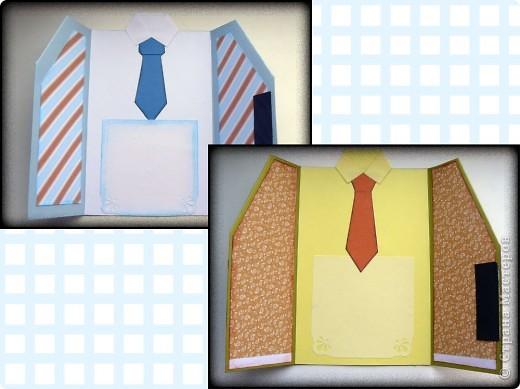Наконец-то есть время выложить работы,которые уже давно сделаны!Вот здесь http://scraphouse.ru/ideas/postcards/men-cards.html вдохновлялась))). фото 2