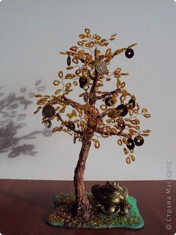 Высота дерева-27см фото 1
