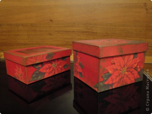 Коробочки из-под чашек. фото 2