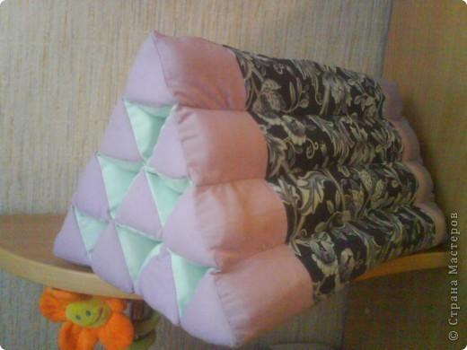 тайская подушка