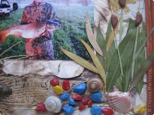 Подарок  для рыбака))) ко дню Святого Валентина, можно сделать и к 23 февраля!!! фото 6